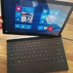 Microsoft представила новый юзабилити для планшетов под управлением Windows 10