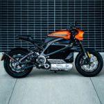 Harley-Davidson продолжил выпуск электро мотоциклов после проблем с зарядкой