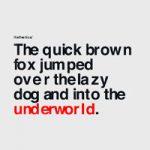 Helvetica ужасающий взгляд на знаменитую гарнитуру