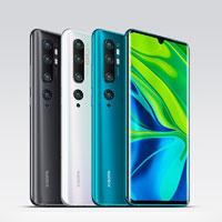 Xiaomi анонсировал 108 мегапиксельной смартфон Mi Note 10 вне Китая