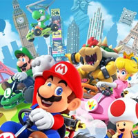 Mario Kart Tour стала  самой загружаемой игрой 2019 года