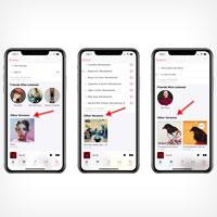 Apple Music теперь группирует различные версии одного и того же альбома