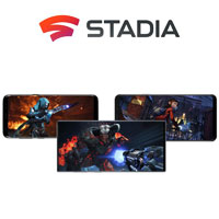 Google Stadia появилась на Samsung, Asus и  Razer смартфонах 20 Февраля