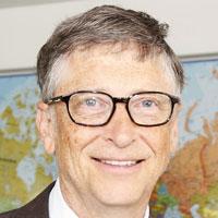Билл Гейтс отошёл от правления компанией Microsoft
