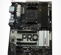 Обзор материнской платы ASRock AB350 Pro4