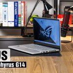 Игровой ноутбук ASUS ROG Zephirus G14
