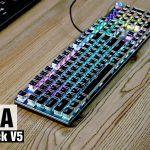 Механичесая клавиатура AULA Fireshock V5