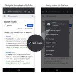 Chrome в Android будет отмечать быстро загружаемые сайты и выводить их выше в результатах поиска
