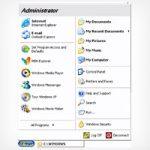 Microsoft обладает секретной темой для Windows XP которая выглядит как Mac