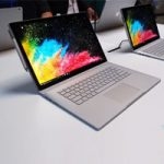 Microsoft анонсирует новый ноутбук Surface 1 Октября