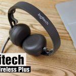 Беспроводные наушники Logitech Zone Wireless Plus