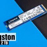 SSD накопитель Kingston NV1 2Tb