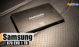 SSD накопитель Samsung 870 Evo 1ТБ