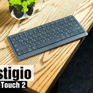 Клавиатура-тачпад Prestigio Presto&Touch 2